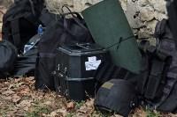 Стрельба, БТР и спасение раненых: в Тульской области бойцы Росгвардии неделю жили в лесу, Фото: 6