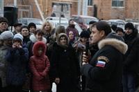Владимир Груздев в Белевском районе. 17 декабря 2013, Фото: 13