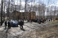 Собрание жителей в защиту Березовой рощи. 5 апреля 2014 год, Фото: 59