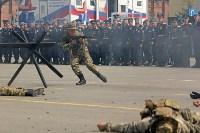 День Тульской дивизии ВДВ: на площади Ленина приземлились парашютисты, Фото: 61