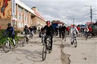 По центральным улицам Тулы прошел велопробег, Фото: 61