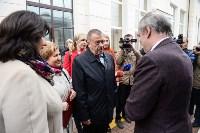 Встреча Валерия Гергиева на Московском вокзале в Туле, Фото: 6