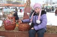 Как туляки провожали зиму на набережной Упы, Фото: 26