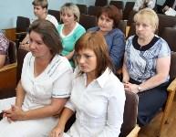 Владимир Груздев в Каменском районе. 4.08.2015, Фото: 8