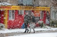 Первый снег в Туле, Фото: 12