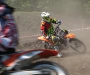 Юные мотоциклисты соревновались в мотокроссе в Новомосковске, Фото: 28