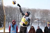 III ежегодный турнир по пляжному волейболу на снегу., Фото: 60