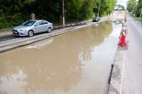 Затопленные ул. Мосина и ул. Тимирязева, Фото: 11