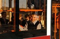 В Туле запустили пять новых трамваев, Фото: 32