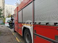 Пожар на улице Степанова, Фото: 7