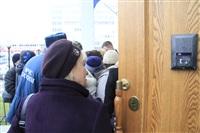 Недовольные клиенты «атаковали» офис банка «Первый Экспресс», Фото: 4