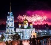 Салют и пиротехническое шоу на День Победы-2016, Фото: 25