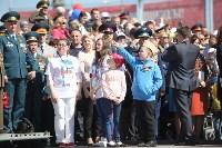 Парад Победы. 9 мая 2015 года, Фото: 52
