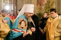 Рождественское богослужение в Успенском соборе Тулы, Фото: 48