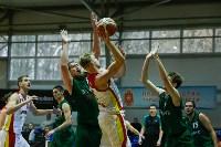 Тульские баскетболисты «Арсенала» обыграли черкесский «Эльбрус», Фото: 42