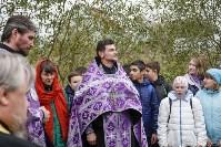 Открытие святого источника в Горелках, Фото: 1