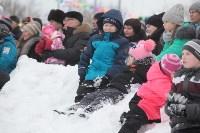 Как туляки провожали зиму на набережной Упы, Фото: 106