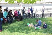 Тульская Федерация профсоюзов провела митинг и первомайское шествие. 1.05.2014, Фото: 98