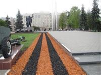 В Туле ко Дню Победы высадили 88, 5 тысяч цветов, Фото: 2