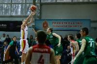 Тульские баскетболисты «Арсенала» обыграли черкесский «Эльбрус», Фото: 5