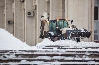 Последствия снежного циклона в Туле, Фото: 80