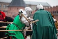 Средневековые маневры в Тульском кремле. 24 октября 2015, Фото: 121