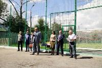 Открытие нового футбольного поля, Фото: 9