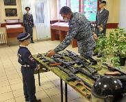 Полицейские исполнили мечту семилетнего мальчика, Фото: 4
