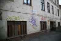 Дома на Металлистов защитили от вандалов, Фото: 2