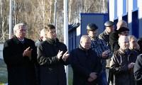Открытие памятника сотрудникам ФСО, Фото: 16