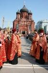 В Тулу доставлен ковчег с мощами Георгия Победоносца, Фото: 6