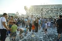 В центре Тулы прошла большая пенная вечеринка, Фото: 87
