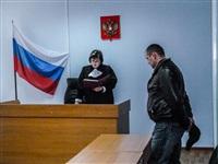 Уголовное дело в отношении А. Астахова. 6 ноября, Кимовский городской суд, Фото: 4