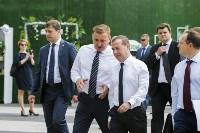Дмитрий Медведев посетил Тулу с рабочим визитом, Фото: 8