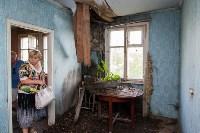 В Шахтинском поселке люди вынуждены жить в рушащихся домах, Фото: 28