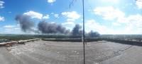 В Алексине произошел крупный пожар, Фото: 2