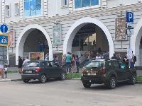Из ТЦ «Утюг» в Туле эвакуировали людей, Фото: 7