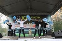 Конкурс черлидеров на чемпионате по футболу на Кубок «Слободы» 2013, Фото: 5