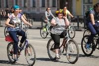 В семейном велопараде приняли участие сотни туляков , Фото: 50