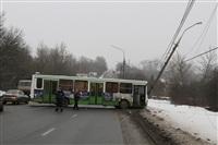ДТП в Басово: столкнулись два рейсовых автобуса, Фото: 4