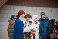 Средневековые маневры в Тульском кремле. 24 октября 2015, Фото: 174