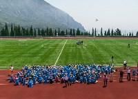 Чемпион мира по авиамодельному спорту из Алексина выступил в «Артеке», Фото: 2