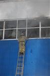 Пожар на складе ОАО «Тулабумпром». 30 января 2014, Фото: 15