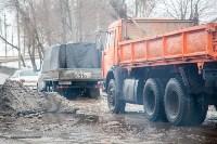 Потоп на ул. Рязанской и Восточном обводе, Фото: 26