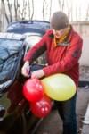 """Автопробег болельщиков """"Арсенала"""", 29.11.2014, Фото: 13"""