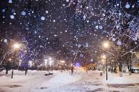 Вечерний снегопад в Туле, Фото: 7