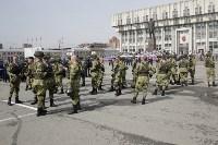 Генеральная репетиция парада Победы в Туле, Фото: 30