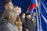 Митинг в Туле в поддержку Крыма, Фото: 22