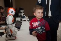 Открытие шоу роботов в Туле: искусственный интеллект и робо-дискотека, Фото: 31