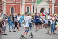 Матч Испания - Россия в Тульском кремле, Фото: 155